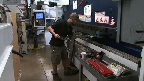 PBS NewsHour -- Economists expect 'messier' jobs report for October