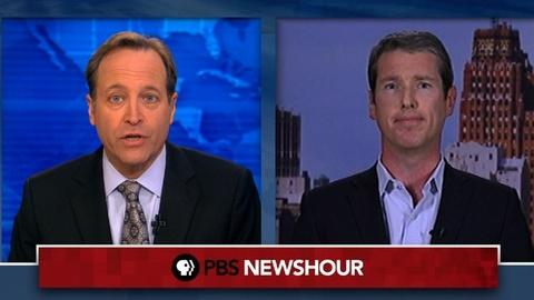 PBS NewsHour -- Detroit bankruptcy eligibility case goes to trial