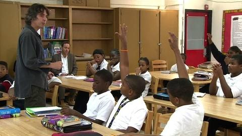PBS NewsHour -- Young Detroiters unlock their inner poets