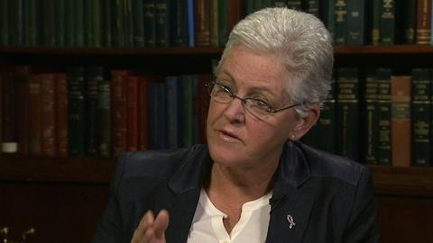 PBS NewsHour -- EPA chief on maintaining a 'diverse energy mix' for America