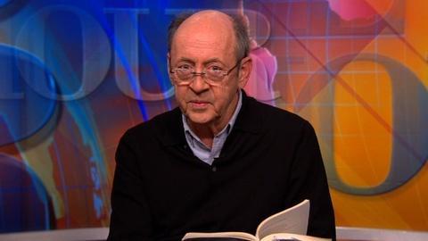 PBS NewsHour -- Billy Collins reads 'Cheerios'