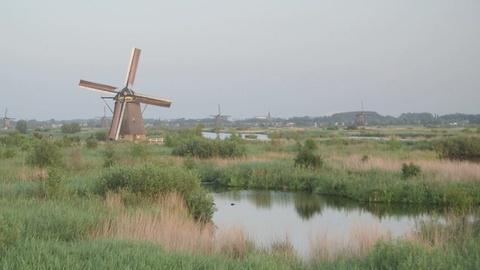 PBS NewsHour -- Windmills Continue to Transform the Dutch Landscape