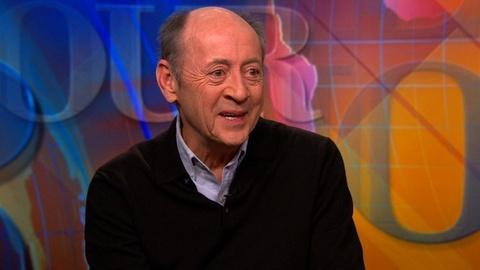 PBS NewsHour -- Poet Billy Collins on humor, authenticity and 'Aimless Love'