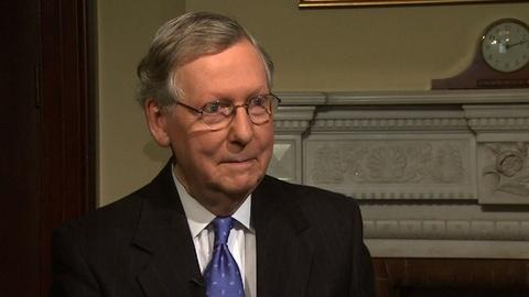 PBS NewsHour -- Sen. Mitch McConnell: health reform law can't work