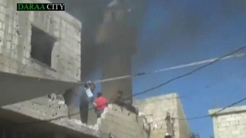 PBS NewsHour -- Destroying chemical arms production ability in Syria
