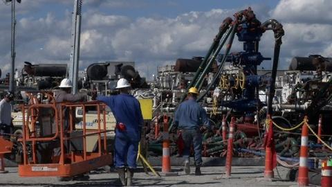 PBS NewsHour -- Unlikely partners work to make fracking safer