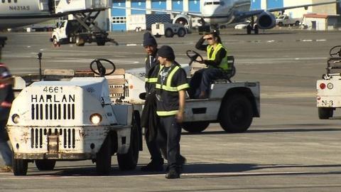 PBS NewsHour -- The Hidden Threat to Air Travel: Unpaid Sick Leave