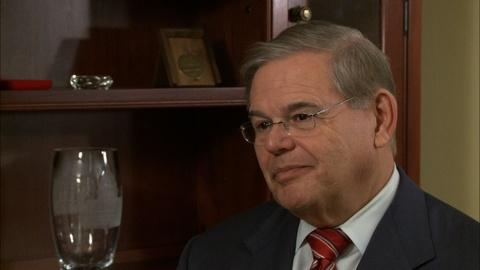 PBS NewsHour -- Sen. Menendez: Treaty would promote the rights of disabled
