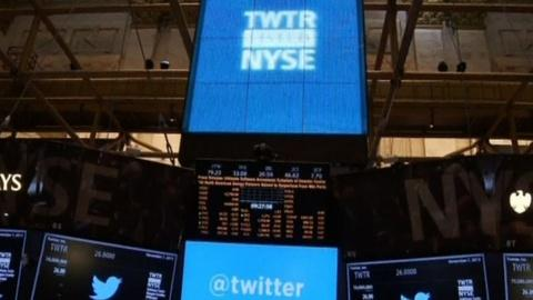 PBS NewsHour -- How does Twitter's potential for profit measure up?
