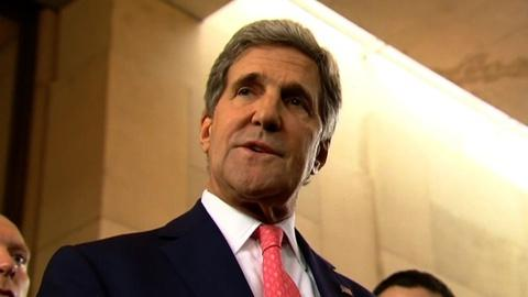 PBS NewsHour -- Should U.S. relieve sanctions for Iran nuclear suspension?