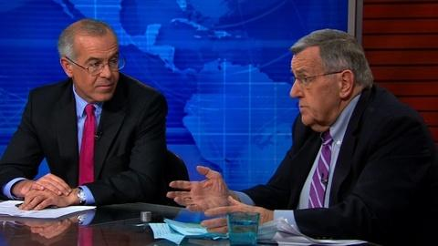 PBS NewsHour -- Shields and Brooks talk shifting demographics, elections