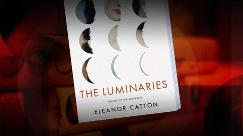 PBS NewsHour -- Catton finds harmony in novel's mix of mystery and astrology