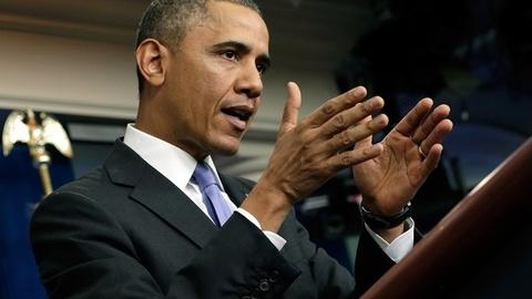 PBS NewsHour -- Obama to allow Americans to extend canceled health plans