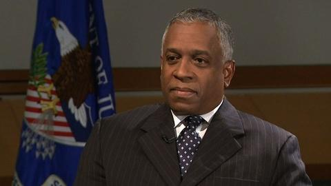 PBS NewsHour -- ATF head Jones reflects on agency's outdated technology