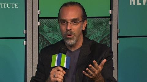 PBS NewsHour -- Astro Teller talks playing the 'moonshot game'