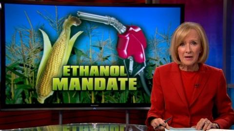 PBS NewsHour -- EPA weighs environmental toll of ethanol with proposed cuts