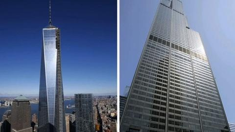 PBS NewsHour -- The heights of vanity? The New York-Chicago skyscraper duel