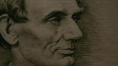 PBS NewsHour -- Lincoln's words spark debate, dedication to American freedom