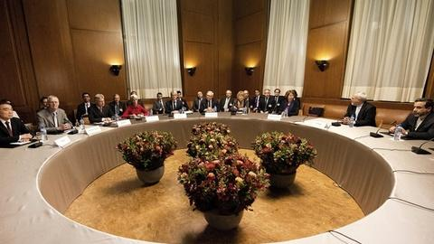 PBS NewsHour -- Trust concerns delay substantive talk about Iran in Geneva