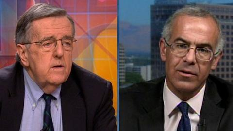 PBS NewsHour -- Shields and Brooks look at impact of Senate's rule change