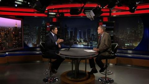 PBS NewsHour -- Is foreign journalism in China under threat?