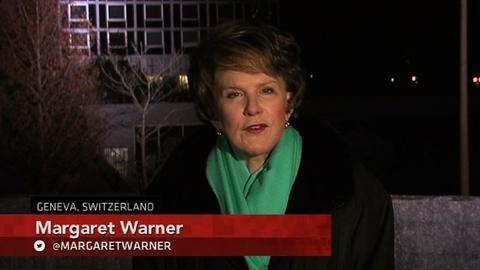 PBS NewsHour -- Margaret Warner from Geneva: Is this a done deal?
