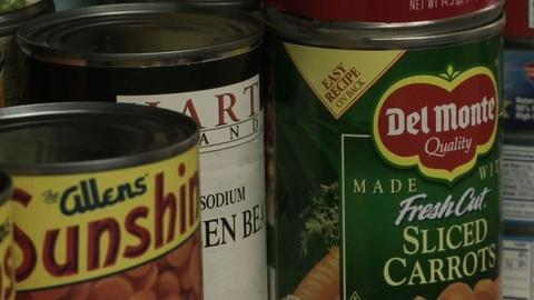 PBS NewsHour -- Food stamp program cuts lead to 'staggering' need increase