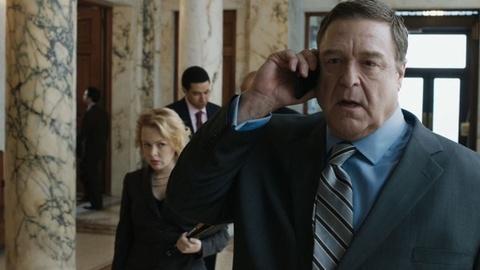PBS NewsHour -- Garry Trudeau pokes fun of politics in 'Alpha House'
