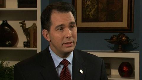 PBS NewsHour -- Gov. Scott Walker: state governance a model for Washington