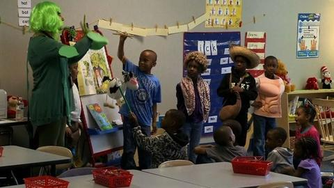 PBS NewsHour -- N.C. schools promise arts education, but access not equal