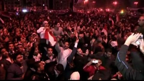 PBS NewsHour -- Crackdown disappoints Egyptians expecting social justice