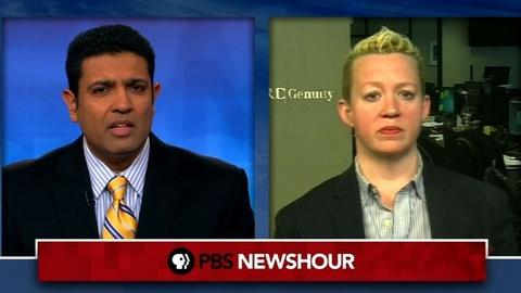 PBS NewsHour -- How holiday business openings impact workers