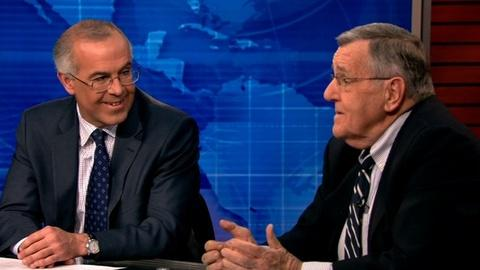 PBS NewsHour -- Shields and Brooks on papal critique of capitalism