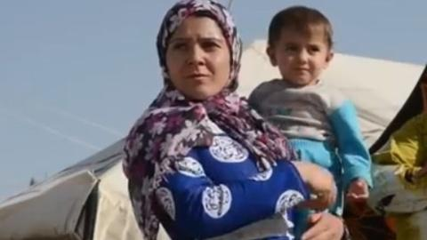 PBS NewsHour -- Will flood of Kurdish refugees increase volatility in Iraq?