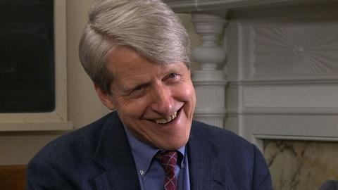 PBS NewsHour -- Robert Shiller on Winning the Nobel Prize in Economics