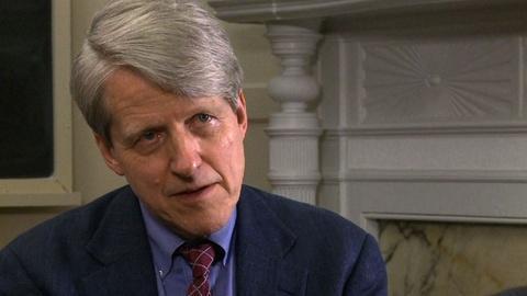PBS NewsHour -- Economist Robert Shiller wins Nobel Prize for skepticism