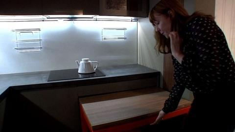 PBS NewsHour -- Living micro: Single residents embrace tiny apartments