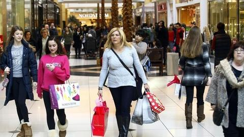 PBS NewsHour -- Your holiday spending may result in an economic loss