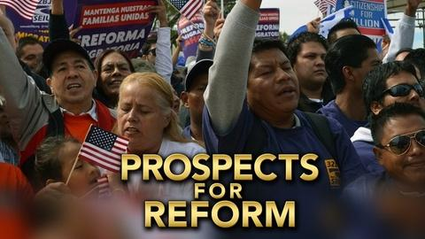 PBS NewsHour -- Will 2014 yield immigration reform?