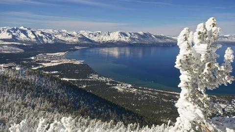 PBS NewsHour -- Lake Tahoe community battles over future of development