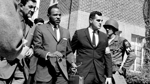 PBS NewsHour -- Former university chancellor offers memoir of Ole Miss