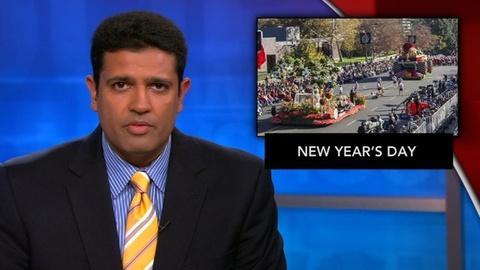 PBS NewsHour -- News Wrap: Celebrations around the world usher in 2014