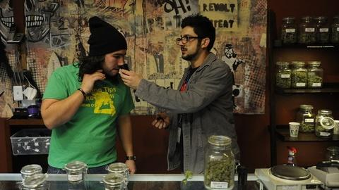 PBS NewsHour -- Colo. embraces newly legalized marijuana as part of culture