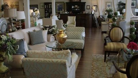 PBS NewsHour -- Calif. law sparks debate over flame retardants in furniture