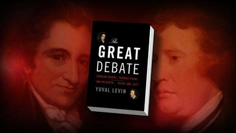 PBS NewsHour -- Burke and Paine on roots of political division in America