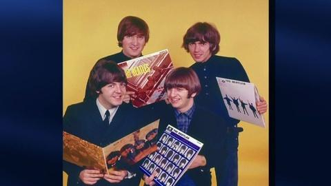 PBS NewsHour -- Recordings reveal Beatles before they inspired mania