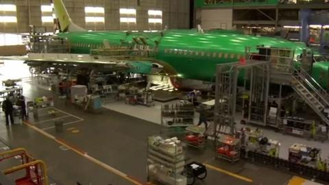 PBS NewsHour -- Boeing workers vote on critical labor contract