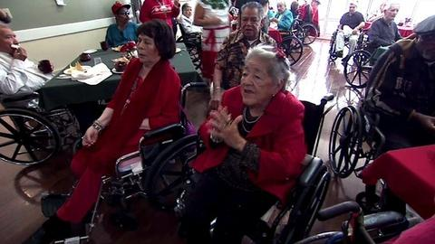 PBS NewsHour -- More Latinos move to long-term care facilities