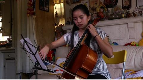 PBS NewsHour -- Project gives young brains the benefit of musical training