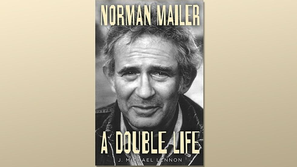 The 'inner life' of literary giant  Norman Mailer image